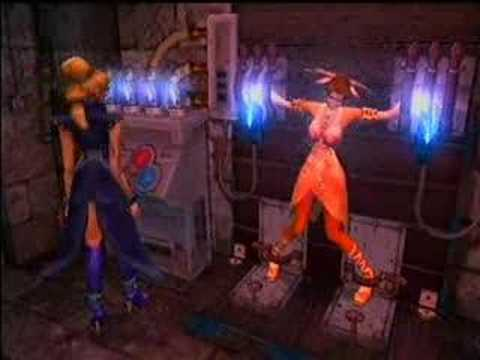 Shadow Hearts: Covenant Torture Scene - Lucia