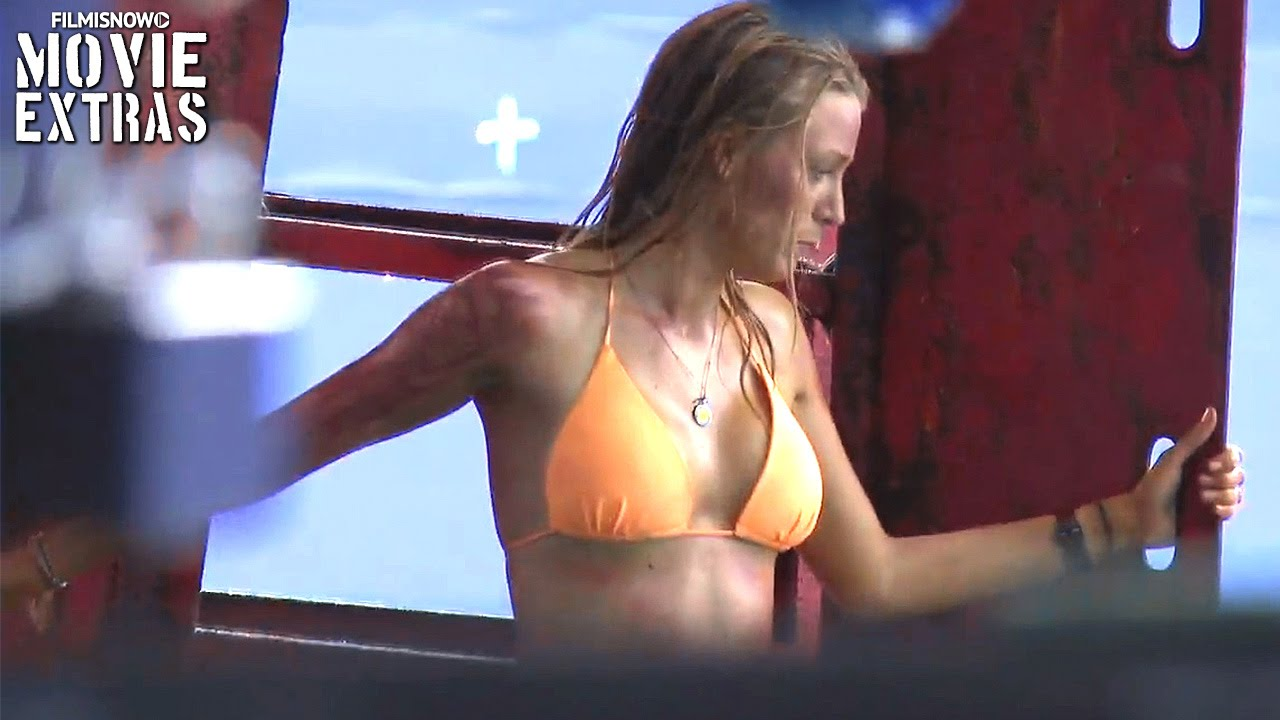 Go Behind the Scenes of The Shallows (2016)