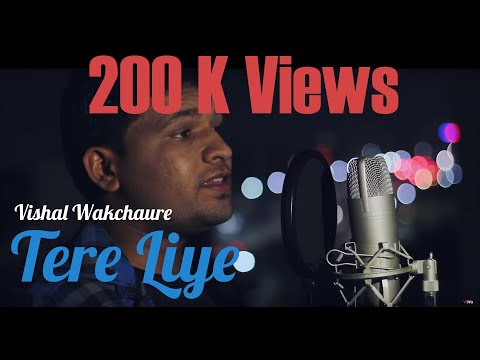 Tere Liye - Veer Zaara - Cover Song (2016) - Vishal Wakchaure   Rup Kumar Rathod & Lata Mangeshkar