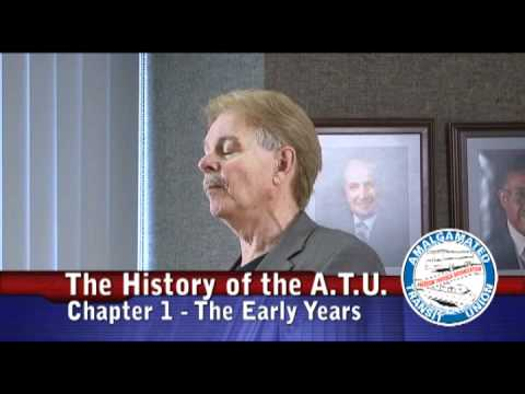 ATU History 1  The Early Years