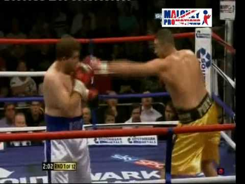 Tyson Fury v John McDermott II - Part 1