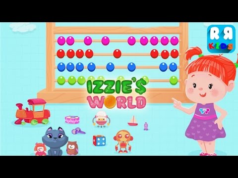 Izzie's Math: Fun Game for Kids (by TabTale) - New Best Apps Learning for Kids