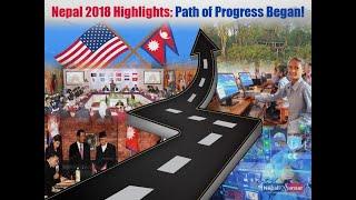 Major 2018 Nepal Highlights - Tourism, Movies, Sports, Govt, Tech & More