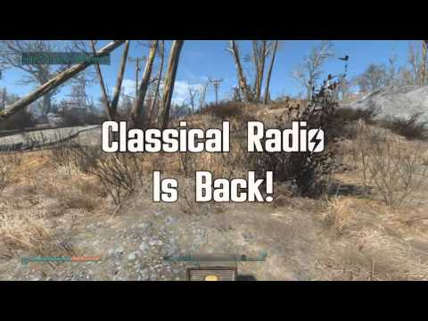 Fallout 4: Fix Missing Classical Radio
