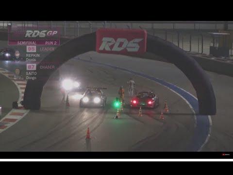 RDS GP | Дайго Сайто против Дениса Репкина | 4-й этап | Полуфинал