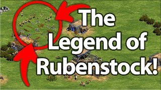 The Legend Of Rubenstock!