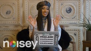 Download Lagu Cardi B Responds to Your Comments on Bodak Yellow: The People Vs Cardi B Gratis STAFABAND