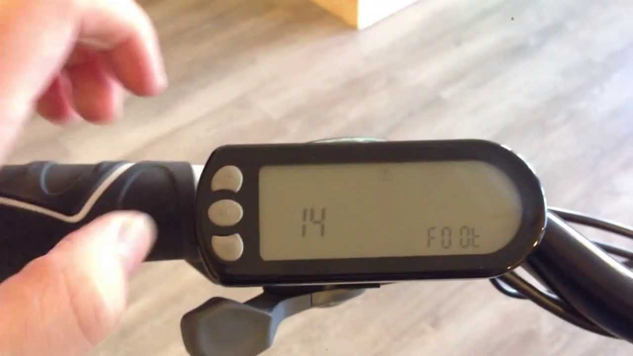 Bh Emotion Error 13 And Error 14 Fix Quot Electric Bikes
