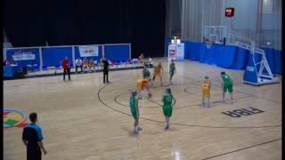 Ireland 77-53 Moldova