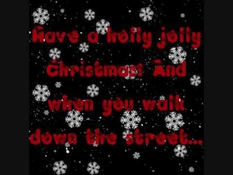 Holly Jolly Christmas Lyrics - Burl Ives