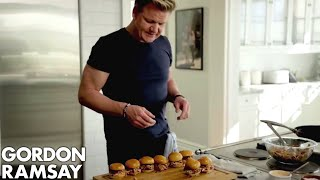 Gordon Ramsay's Pork Butt Sliders by : Gordon Ramsay