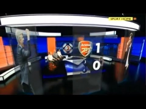 Arsenal vs Tottenham 1-0 - MOTD