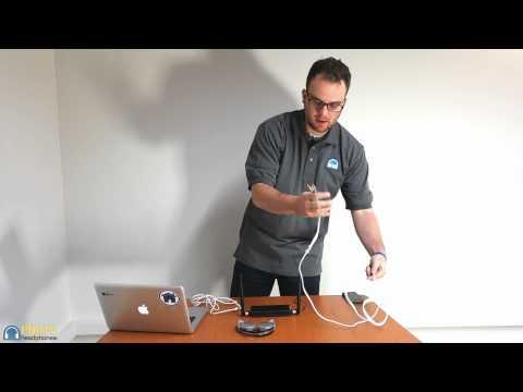 Party Headphones Transmitter Setup – Silent Disco Video