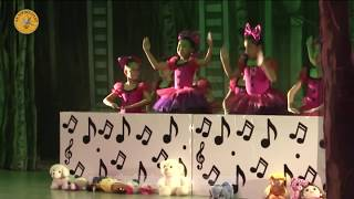 """Akademi Sanat Merkezi Karakter Dansı - """"Müzik Kutusu"""""""