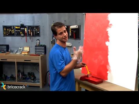 Hacer un drapeado al agua (BricocrackTV)
