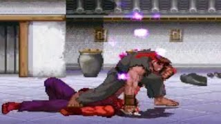 """Mugen Character Download   Ryu   Ryu-Mugen10 by """"Phantom.of.the.Server"""" """"Mwryly"""" and """"Mr.Ansatsuken"""""""