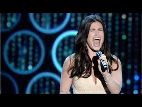 Idina Menzel Performs 'Let It Go' at Oscars 2014 (Brilliant)