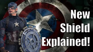 Captain America's Protoype Shield Explained (Spider-Man: Homecoming Theory)