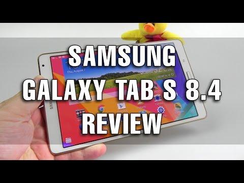 Samsung Galaxy Tab S 8.4 Review - Tablet-News.com