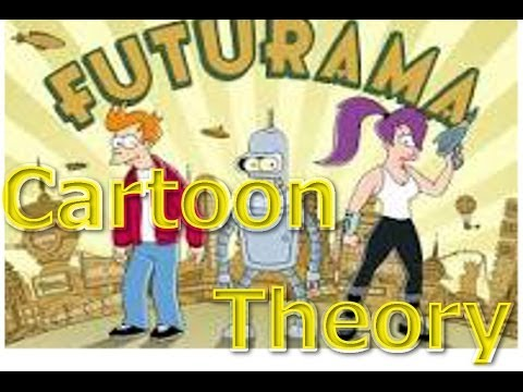 Cartoon Conspiracy Theory   Futurama Why Nobody Ages?!