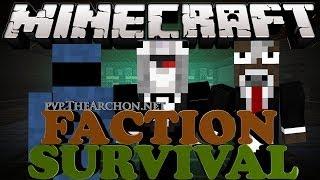 Minecraft: 1.7 Faction Server Survival - Episode 124 - Causing the Mischiefs...