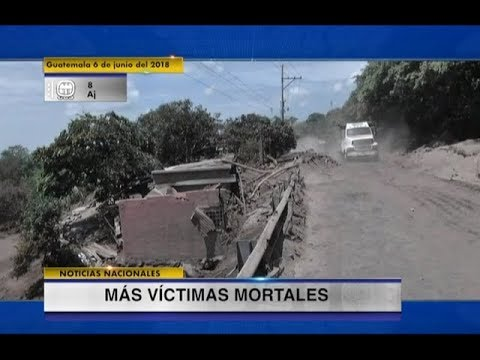 Socorristas continúan extrayendo víctimas mortales, a pesar de fuerte lluvia   06Jun