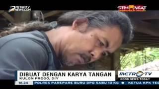 MENGAGUMKAN!!! Pengrajin Asal Jogja Populerkan Batik Abstrak Kontemporer