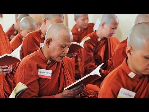 Woman Monk's Fight for Equality in Thailand