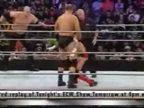Ecw 5/6/08 Kane and Cm Punk vs Chavo and Bam Neely 2/2 Music Videos
