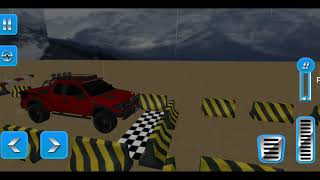 Crazy Hilux Multi Parker: Real Driving Simulator(By HK Gamers) Android  Gameplay[HD]