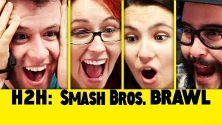 Super Smash Bros. Brawl goes HEAD 2 HEAD!