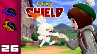 Let's Play Pokemon Shield - Switch Gameplay Part 26 - Unicorn Hunting