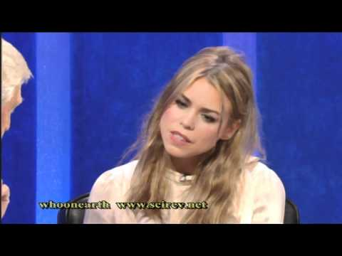 Billie Piper on Parkinson 22 09 07