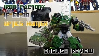 Video Review for the Iron Factory - IF EX-38 - Optics Hunter