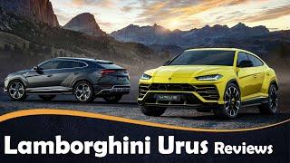 Lamborghini Urus Reviews || Lamborghini Urus Price in india 2018