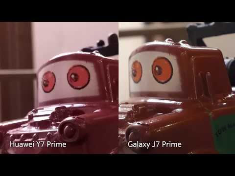 Camera Comparison - Huawei Y7 Prime vs Samsung Galaxy J7 Prime
