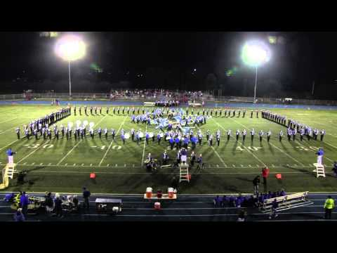 2012 Lake Zurich High School Marching Band