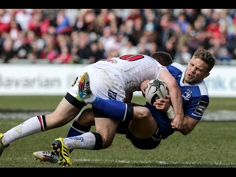 Ulster  v Leinster Highlights – GUINNESS PRO12 2015/16