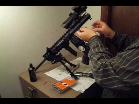 Smith & Wesson M&P 15-22 Instructional Video Series: Cleaning and Lubricating