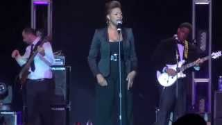 Jessica Reedy Video - Jessica Reedy at the The Tye Tribbett Pre CD Release Concert
