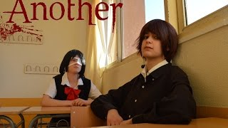 Another Opening Cosplay Cover (CMV) videocosplay (Anime)