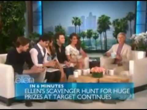 Glee Cast 2015 Con Ellen Ingles video