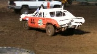 main event yuba sutter demolition derby classic cars and smoke