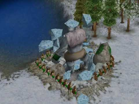 Age of mythology - - rise of the titans