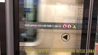 Download Lagu Seoul travel diaries part 5 - Moving to another homestay by subway, Gwangjang market, Itaewon Gratis STAFABAND