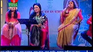 পরালে আময়  মমতাজ আর তার বোন । EID SPECIAL SONG 2017 MOMTAZ LIVE |