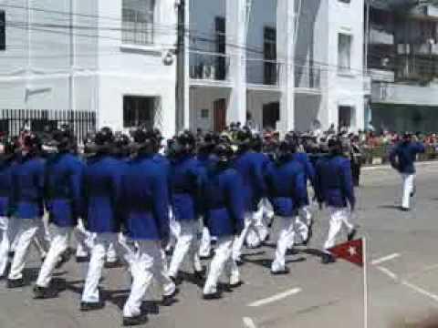 Desfile Bomberos Talcahuano 2008