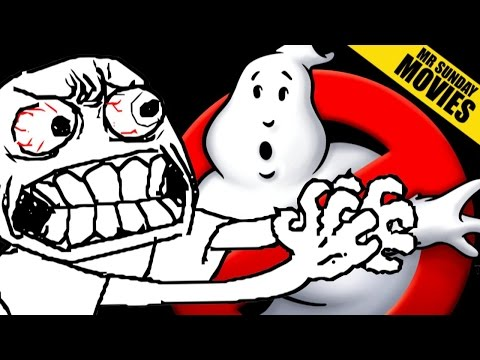GHOSTBUSTERS 2016 Reaction/Rant/Having A Sook Mate