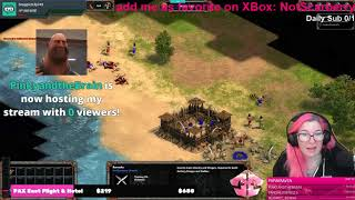 Age of Empires: Definitive Edition highlights from stream 1