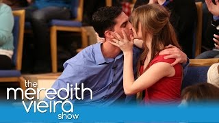 On Air Proposal! | The Meredith Vieira Show